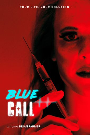Blue Call Poster