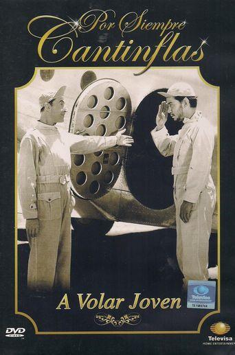A Volar Joven Poster