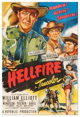 Hellfire Poster