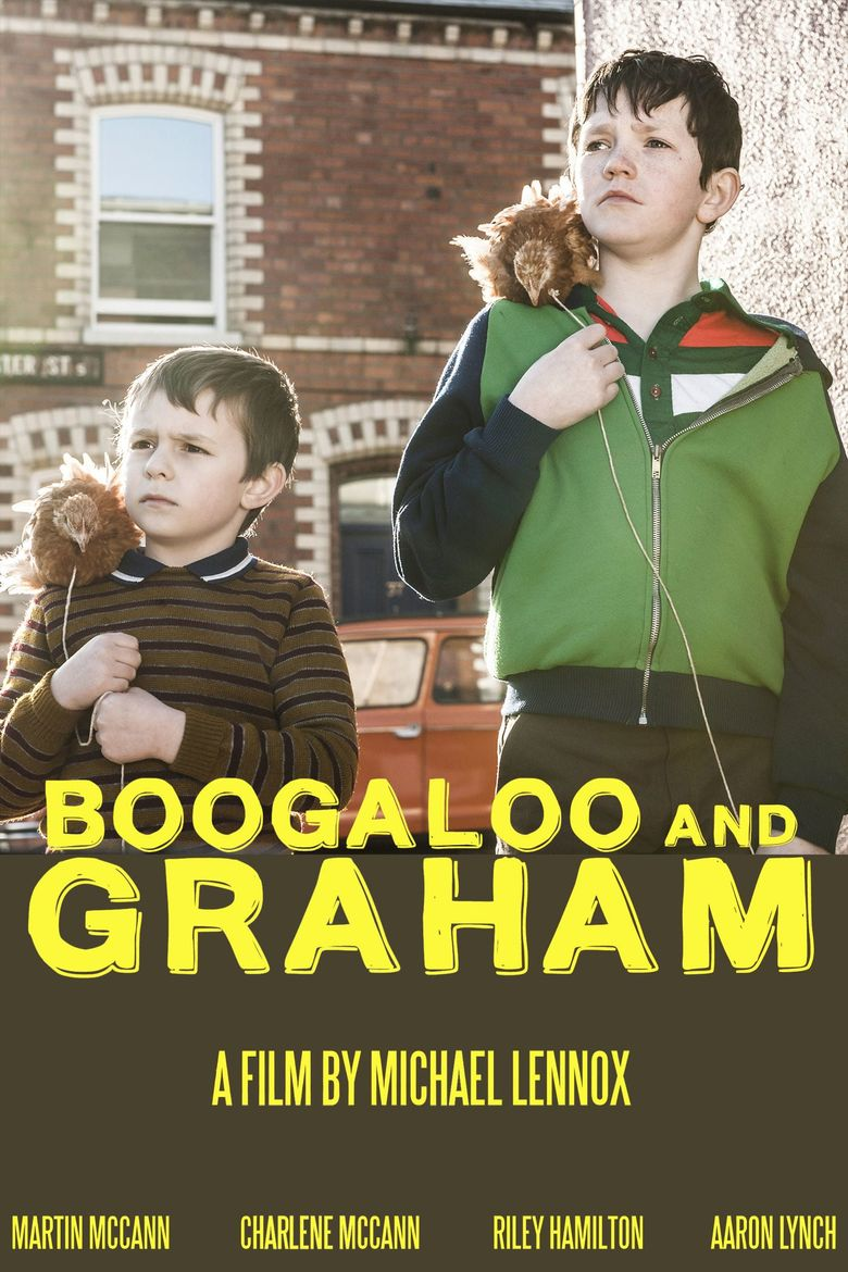 Boogaloo and Graham Poster