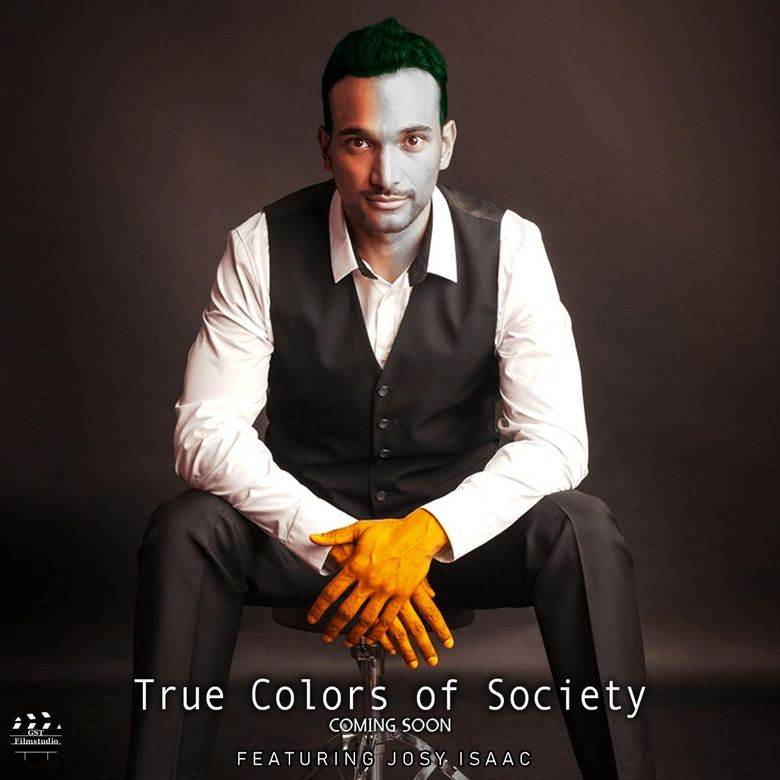 True Colors of Society Poster
