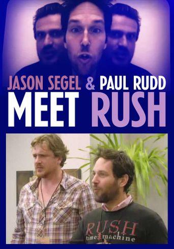 Jason Segel & Paul Rudd Meet Rush Poster