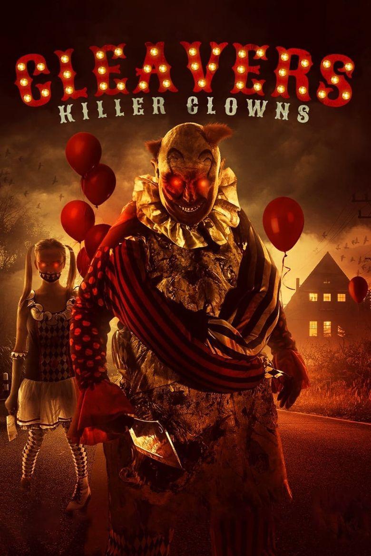 Cleavers: Killer Clowns Poster