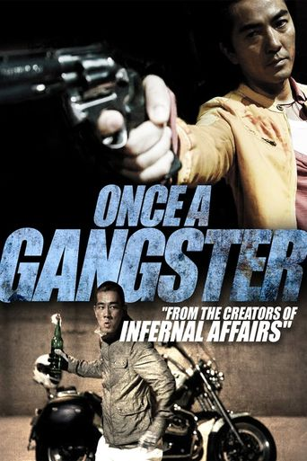 Once a Gangster Poster