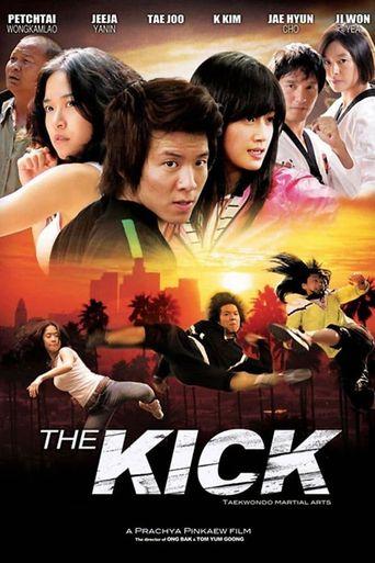 The Kick Poster