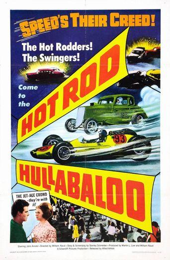 Hot Rod Hullabaloo Poster