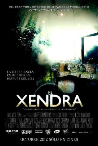 The Xendra Poster