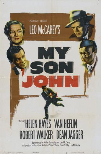 My Son John Poster