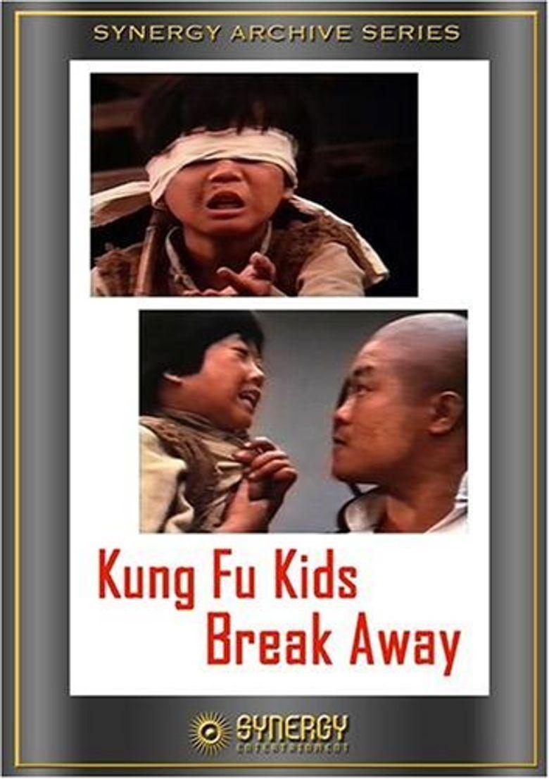 Kung Fu Kids Break Away Poster