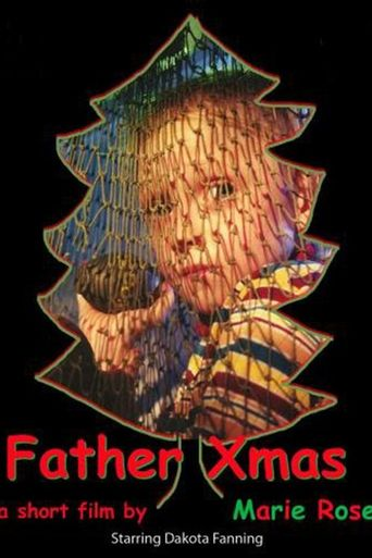 Father Xmas Poster