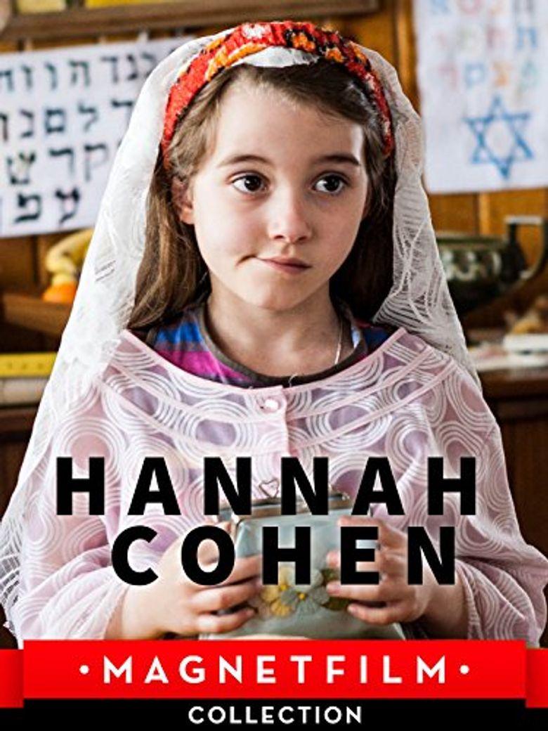 Hannah Cohen's Holy Communion Poster