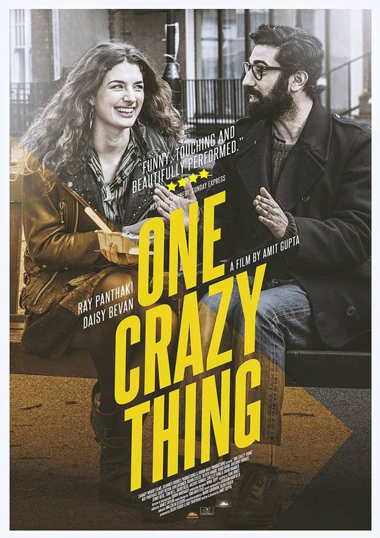 One Crazy Thing Poster