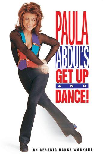 Paula Abdul's Get Up & Dance Poster