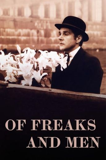 Of Freaks and Men Poster