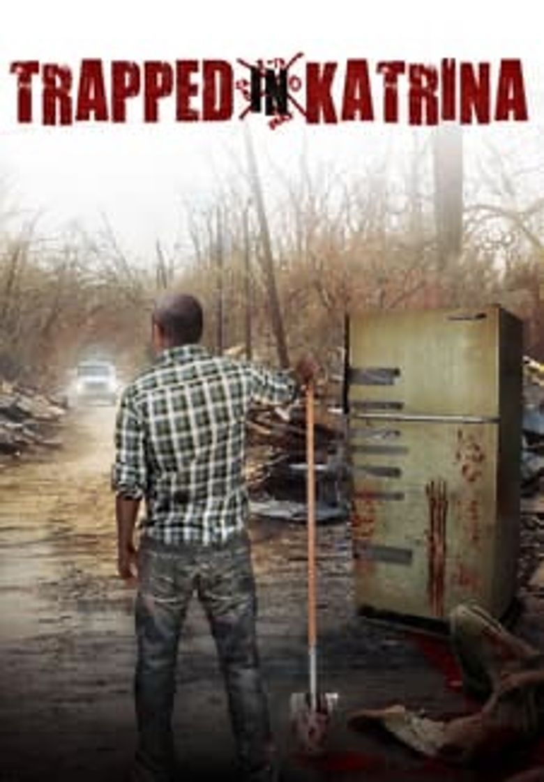 Trapped in Katrina Poster