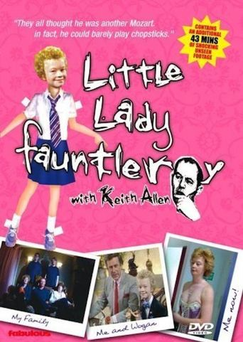 Little Lady Fauntleroy Poster