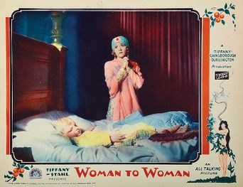 Woman to Woman Poster