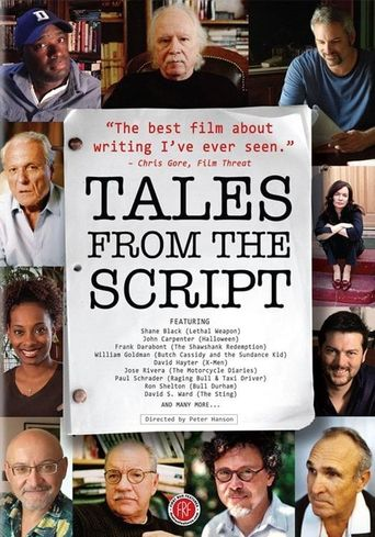 Watch Tales From the Script