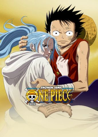 One Piece: The Desert Princess and the Pirates: Adventure in Alabasta Poster
