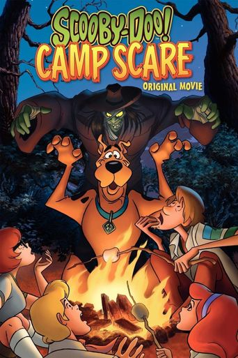 Scooby-Doo! Camp Scare Poster