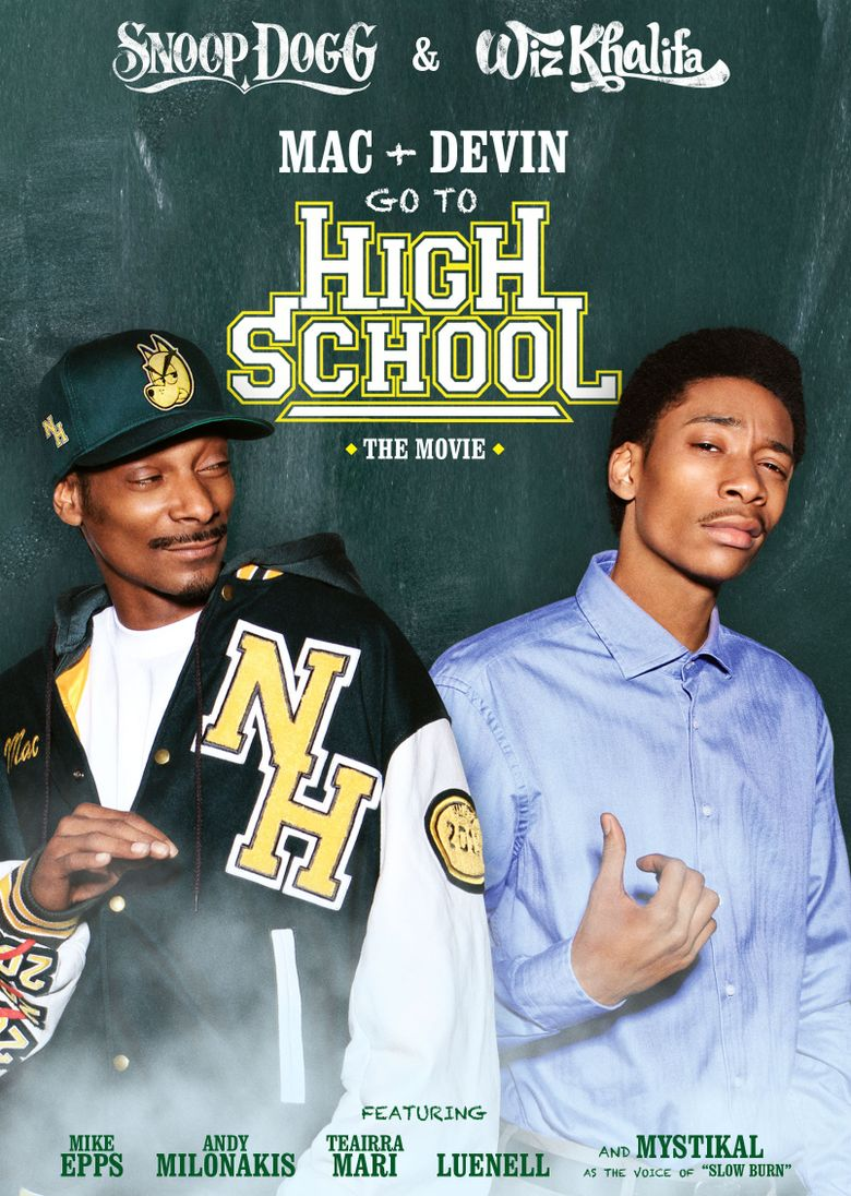 Watch Mac & Devin Go to High School