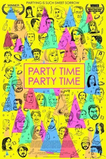 Party Time Party Time Poster