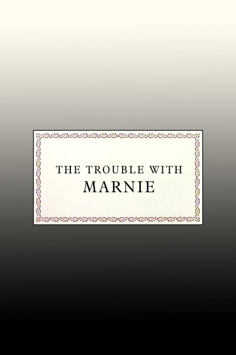 The Trouble with Marnie Poster