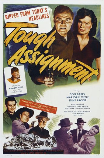 Tough Assignment Poster