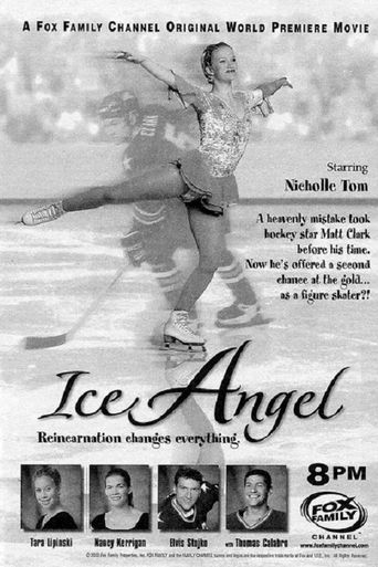 Ice Angel Poster