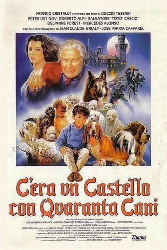 C'era un castello con 40 cani Poster