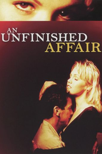 An Unfinished Affair Poster