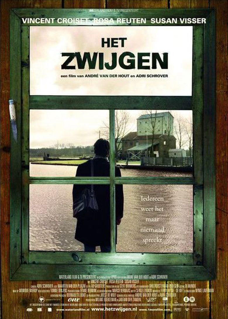 Het zwijgen Poster
