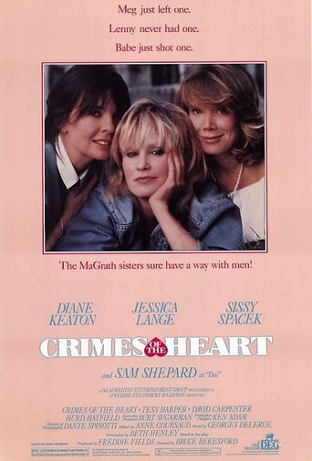 Crimes of the Heart Poster