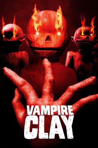 Vampire Clay Poster