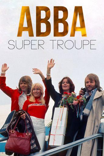 ABBA: Super Troupe Poster