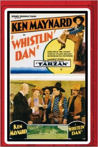 Whistlin' Dan Poster