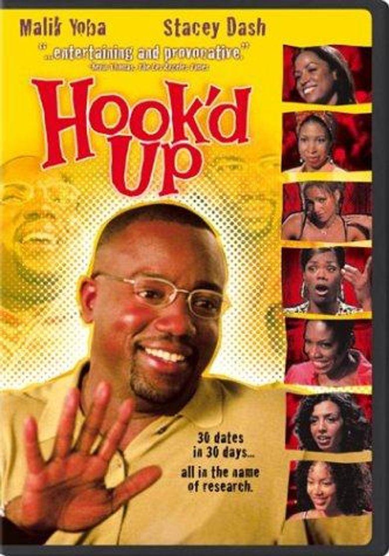 Hook'd Up Poster