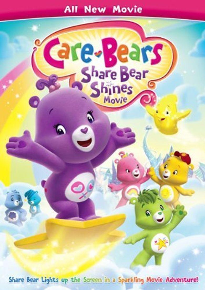 Care Bears: Share Bear Shines Poster