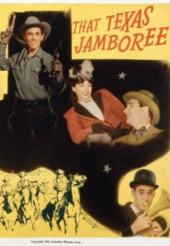 That Texas Jamboree Poster