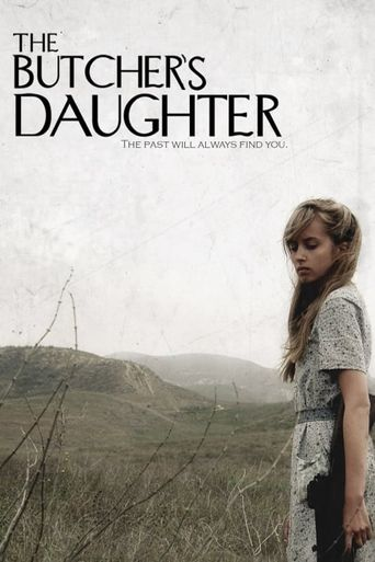 The Butcher's Daughter Poster