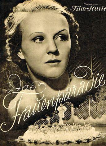 Das Frauenparadies Poster