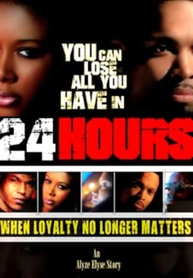 24 Hours Poster