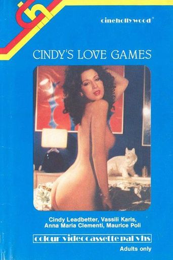 Cindy's Love Games Poster