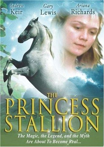 The Princess Stallion Poster