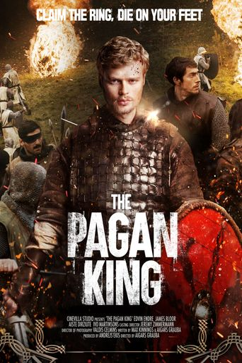 The Pagan King Poster