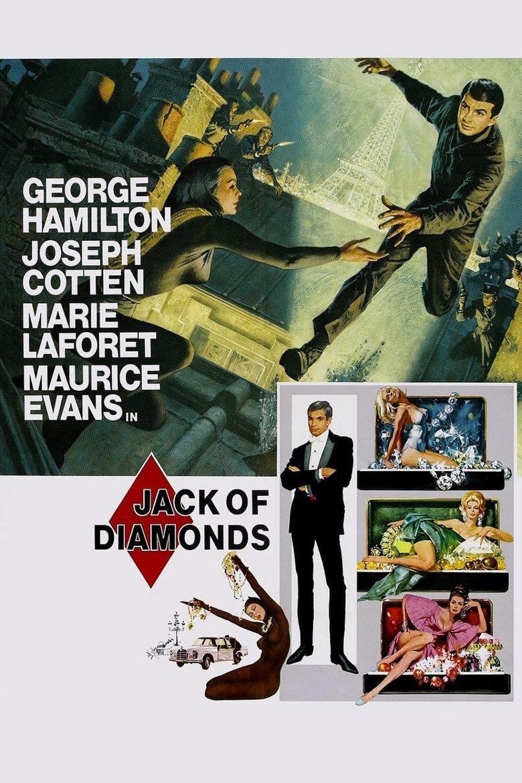 Jack Of Diamonds Poster