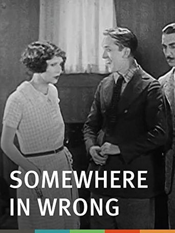 Somewhere In Wrong Poster
