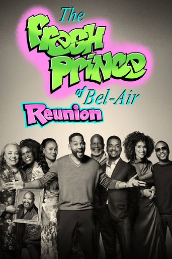 The Fresh Prince of Bel-Air Reunion Special Poster