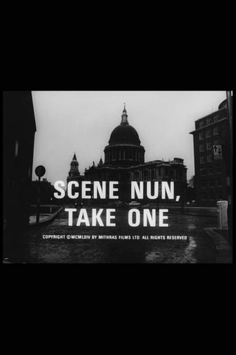 Scene Nun, Take One Poster