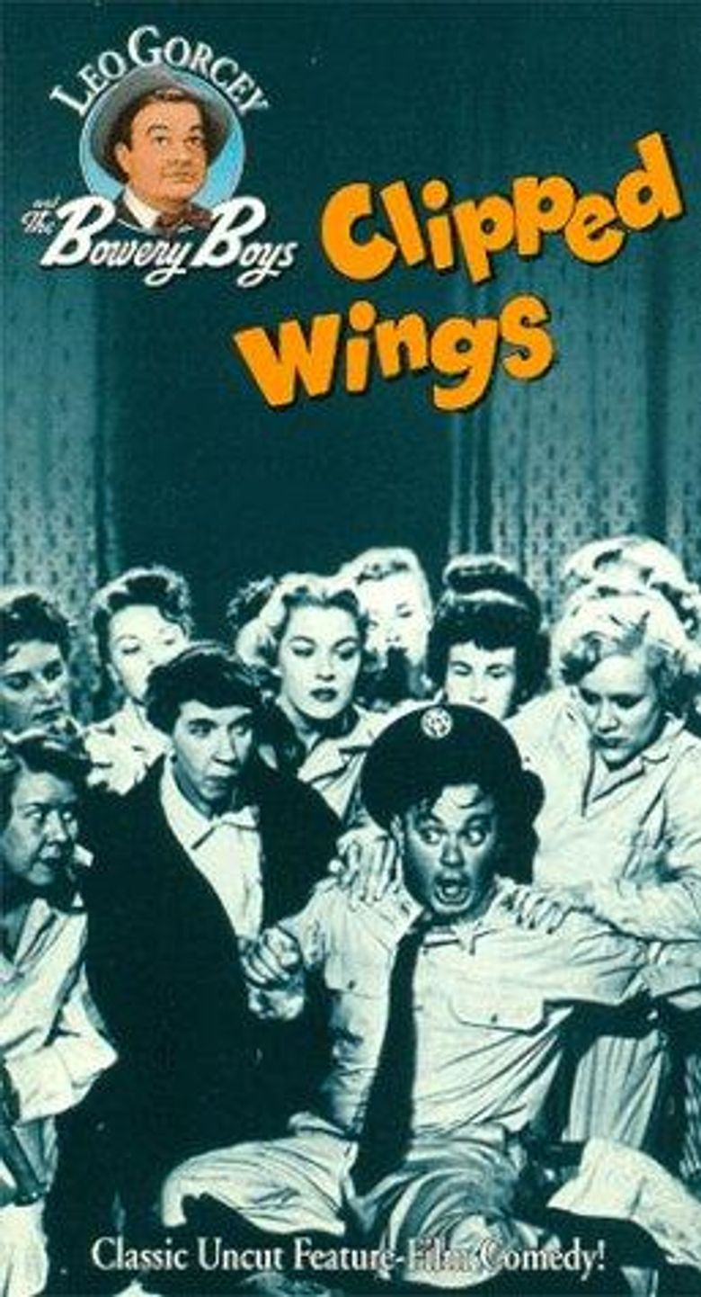 Clipped Wings Poster